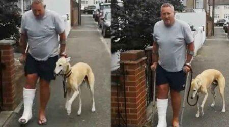 Porta il cane che zoppica dal veterinario, spende oltre 300 euro e… scopre che lo stava solo imitando